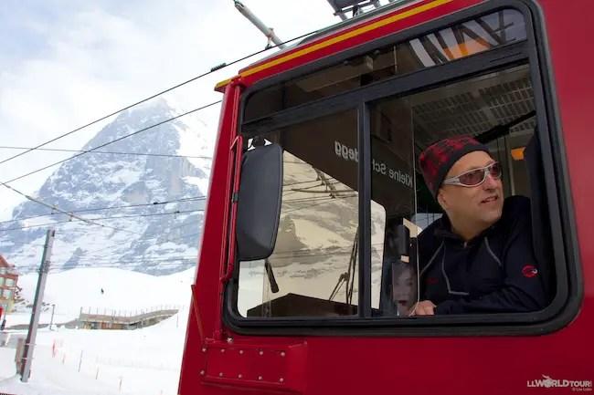 Jungfrau Cogwheel Traim
