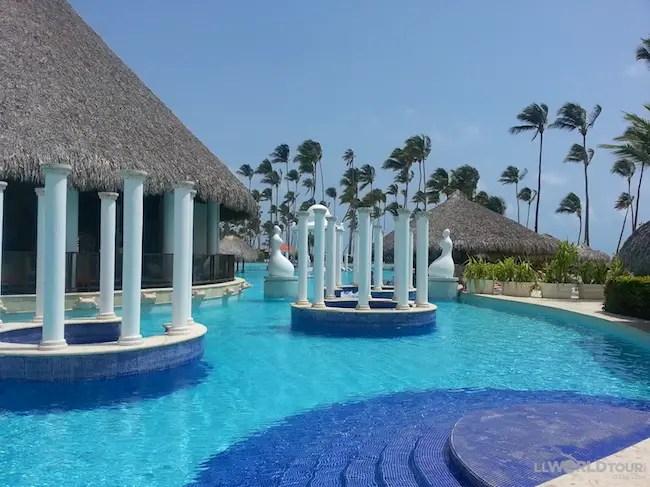 Paradisus Palma Real Pool