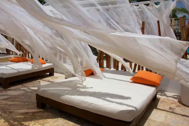 Outdoor Bed Paradisus Palma Real