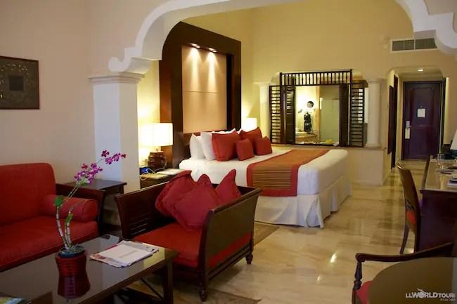 Paradisus Palma Real Room
