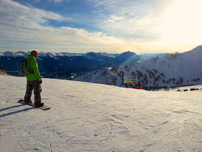 Ski Marmot