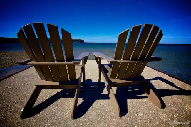 Adirondack Chairs Door County