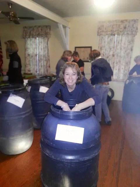 How to make a rain barrel