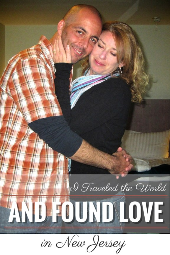 I Traveled the World & Found Love in New Jersey