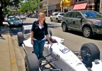 Video: Indy Car Ride on the Streets of Chicago