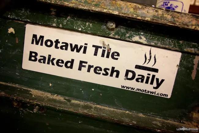 Motawi Tile