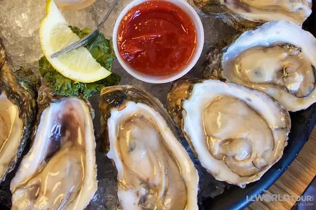 Gulf Oysters