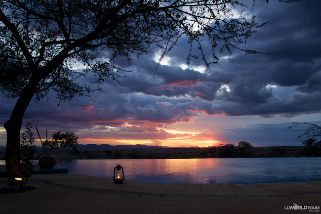 Four Seasons Serengeti Sunset