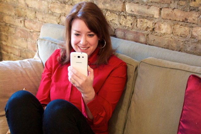 Lisa Lubin phone tips