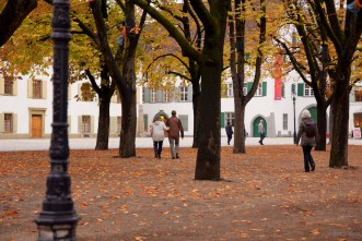 Old Town in the Fall