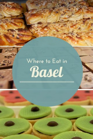 Where to Eat in Basel