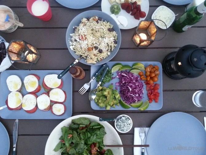 Family Backyard BBQ