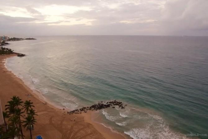 San Juan Marriott View
