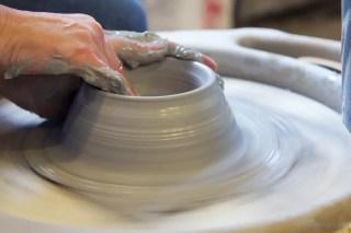 Beverly arts pottery