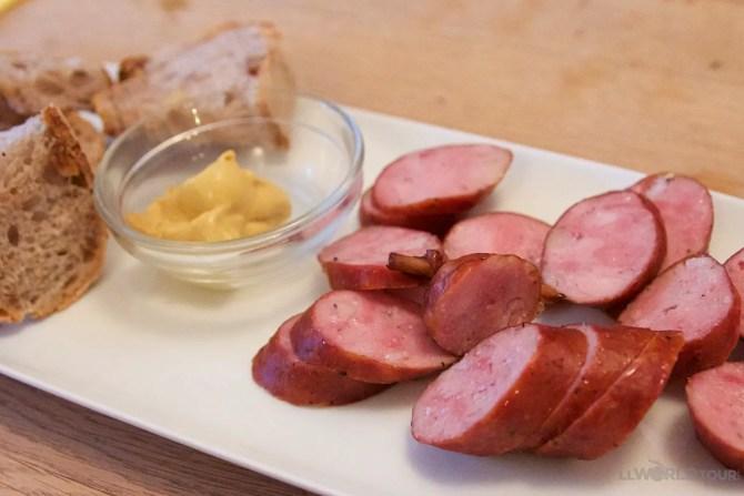slovenia sausage