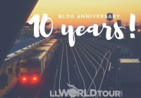 Happy Blogging Anniversary: Ten Years of a New Life