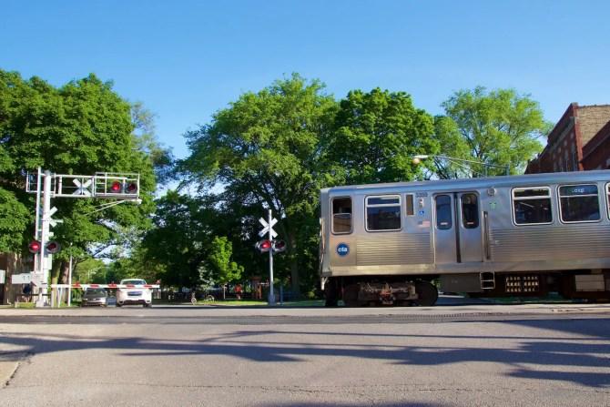 Francisco Stop Brown Line