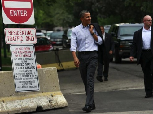 Obama Kenwood