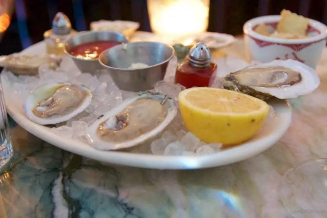 Oysters Seaworthy