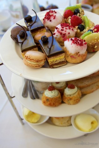 Afternoon Tea at the Pump Room in Bath