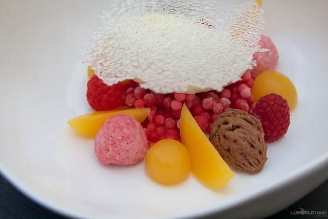La Postreria - Peach Melba