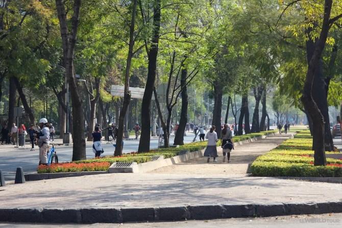 Chapultepec Park
