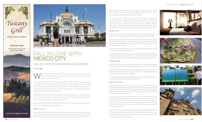 LLV Mex city