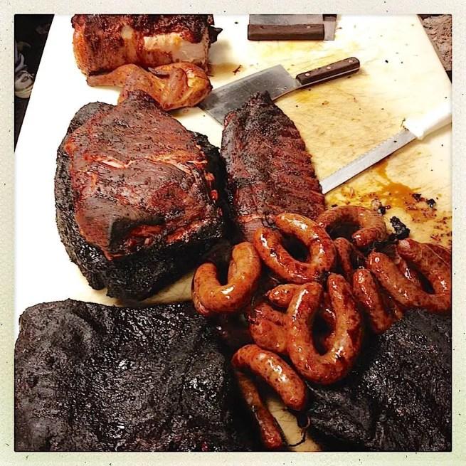 Dallas BBQ at Lockhart