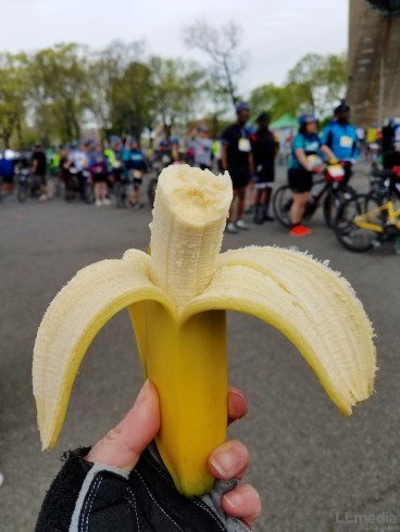 5 Boro Bike Tour Snack