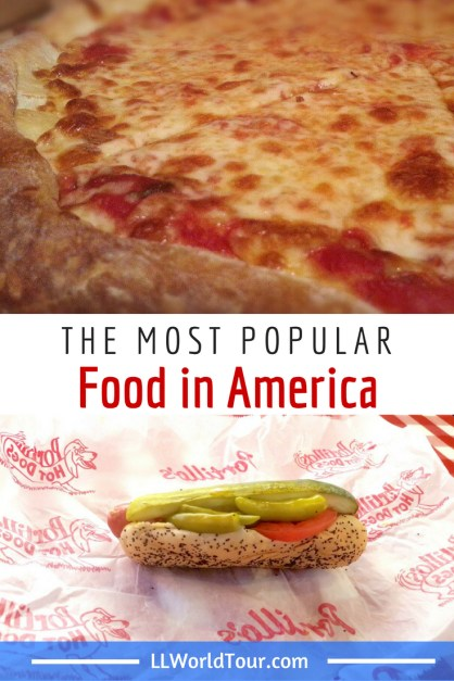 Most Popular Food in America