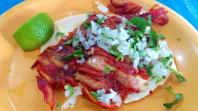 CDMX - Tacos al Pastor