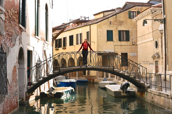 Venice in October