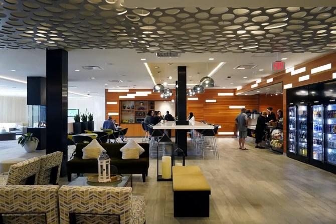 The Ridge Hotel Lobby