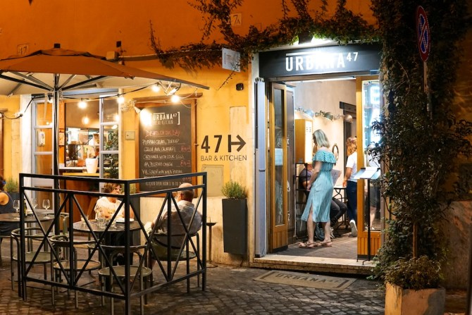 Urbana 47 Rome