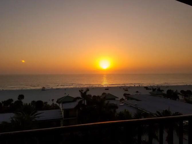 Sirata Sunset