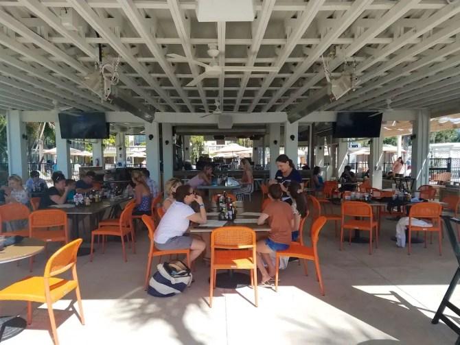 Sirata Beach Resort Restaurants