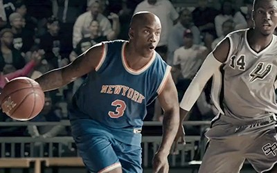 TV Commercial – Stephon Marbury