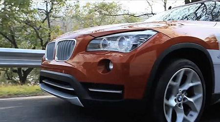 TV Commercial – BMW
