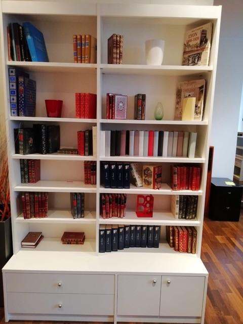 bibliotheque oceane double profondeur