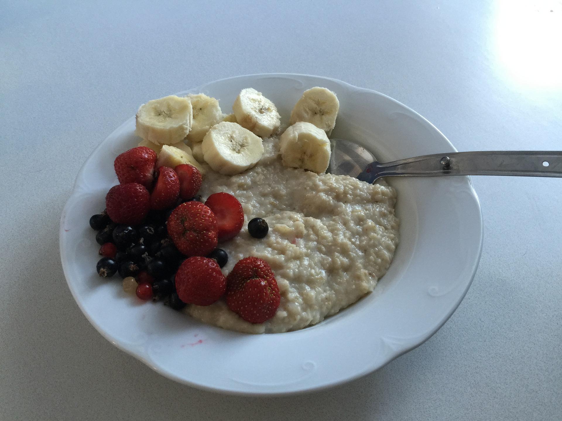 Porridge: c'est bon pour le moral!