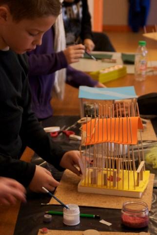 5. Création de mobilier, espace pour améliorer les activités du quartier