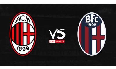 Serie A Live: AC Milan vs Bologna Reddit Soccer Streams 21 Sep 2020
