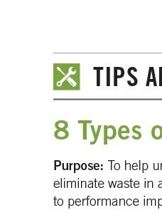 Waste Walk 8 Types Of Waste