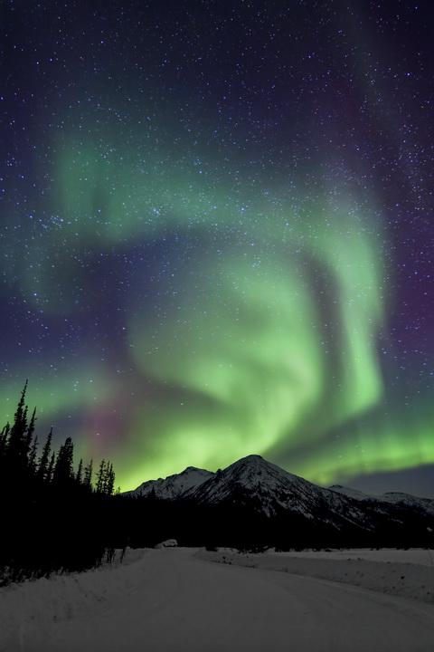 Real Northern Lights