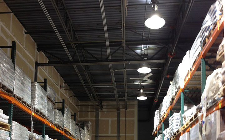 Home Zone Led Security Light