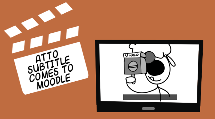 The Easy And The Even Easier Way To Add Subtitles To Your Moodle Videos