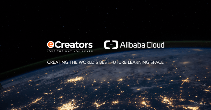 Alibaba Cloud Alliance Sets Moodle Partner eCreators Atop World's Best Future Learning Market