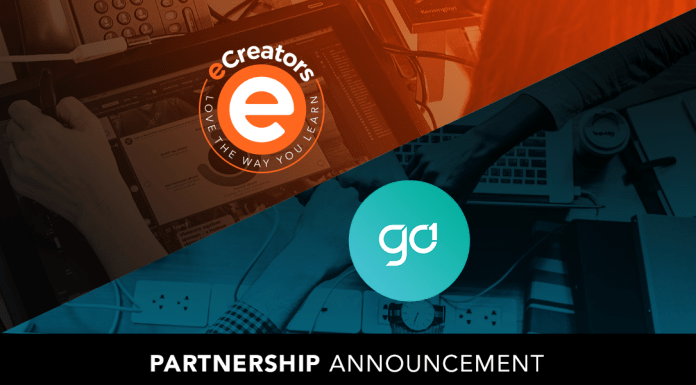 Top APAC Moodle Partner eCreators Propels Compliance & Professional Development Content In The Open Source LMS With GO1 Partnership