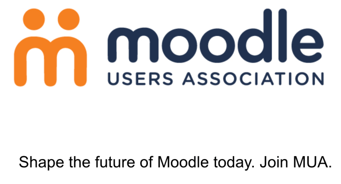 Moodle Users Association New Logo 2019 MootGlobal