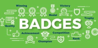 How to Use Digital Badges in Your Online Courses